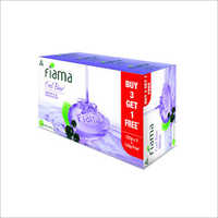 125 gm 4+1 Fiama Gel Bar Soap