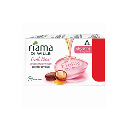75 gm Fiama Gel Bar Soap