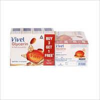 3+1 Vivel Glycerin Soap