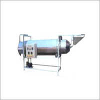 Single Drum Roaster Machine