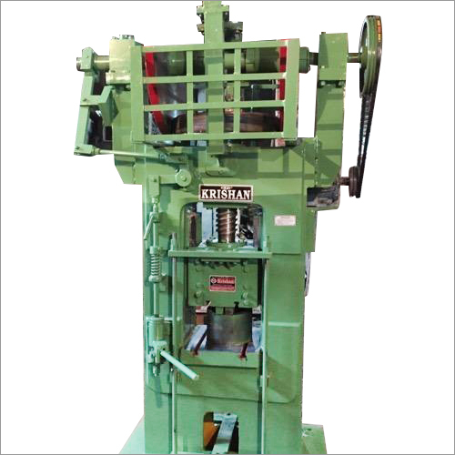 Automatic Friction Screw Press