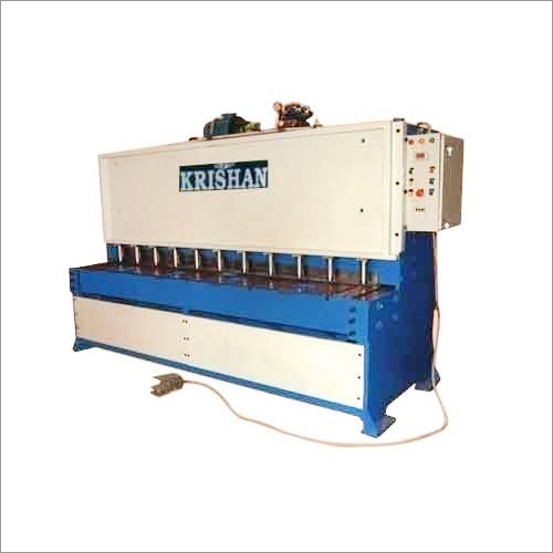 Mechanical Power Shearing Machine