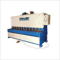 Mechanical Power Shearing Machine