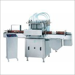 PET Bottle Liquid Filling Machine