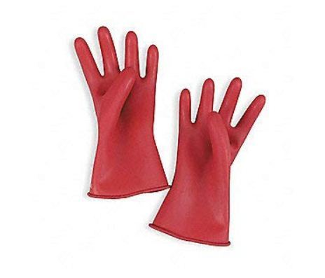 Electrical Insulating Rubber Gloves