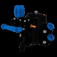 Two Piston Semy-Hydraulic Diaphragm Pump