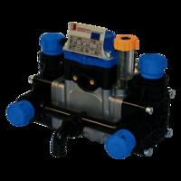 Two Piston Semy Hydraulic Diaphragm Pump 27 LTR