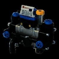 Two Piston Semy Hydraulic Diaphragm Pump 20 Bar
