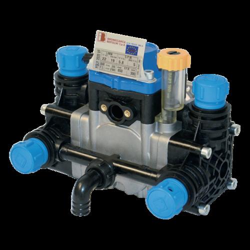 Semi-Automatic Hydraulic Diaphragm Pump