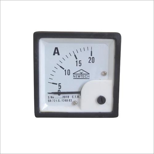 Analog Amp Meter