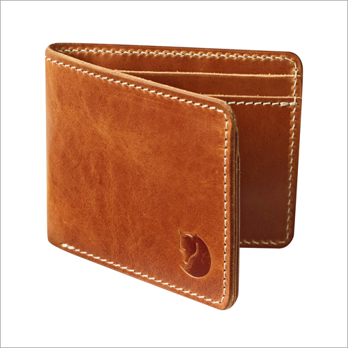 Brown Leather Gents Wallet