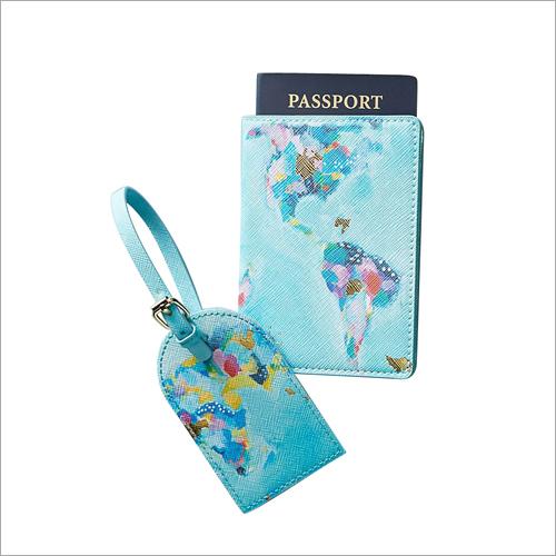 Ladies Printed Passport Cover
