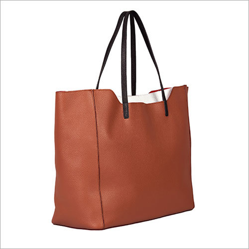 Leather Tote Carry Bag