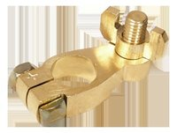 Brass lucas battery terminals