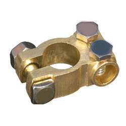 Lucas Type Brass Battery Terminal