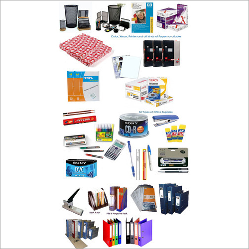 School Common Stationery