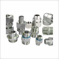 Nickel Alloy Forged Fittings