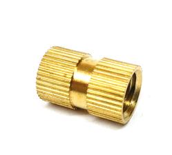 Nylon Tube Brass Moulding Inserts