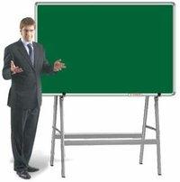 Non Magnetic Green Chalk Board