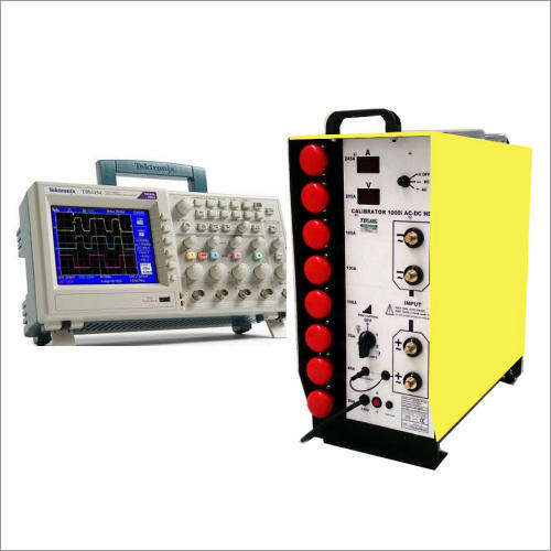 Welding Equipment Calibration