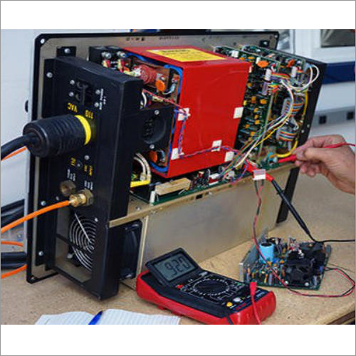 Repairing of Welding Machines