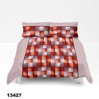 Designer Printed Double Bedsheet
