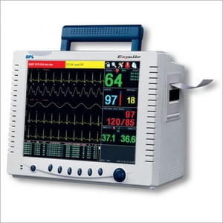 BPL Portable Patient Monitor