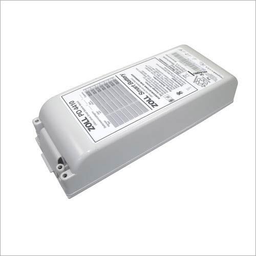 Defibrillator Battery