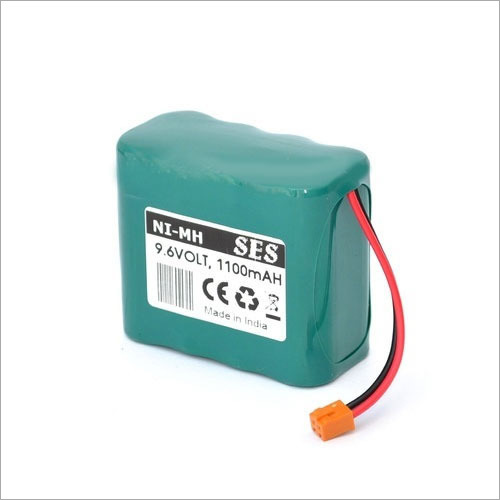 Syringe Pump Battery