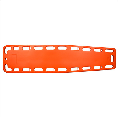 Spine Board Stretcher Fiber Plastic