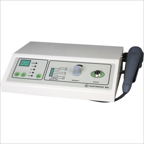 Physiotherapy Ultrasound Therapy Electroson