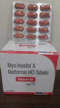 Myo set m