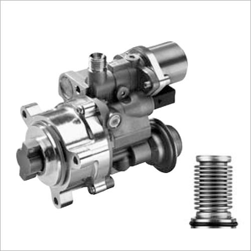 Pump Bellows and High Pressure Fuel Pump