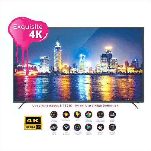 Exquisite 3D LED TV