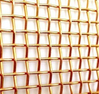 Phosphor Bronze Wire Mesh