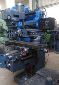 Turret Milling Machine AJAX