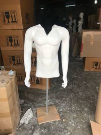 FIBER MALE GHOST MANNEQUIN