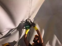 PVC WATERPROOFING FOR TUNEL
