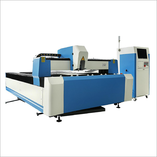 Fibre Optic Laser Cutting Machine