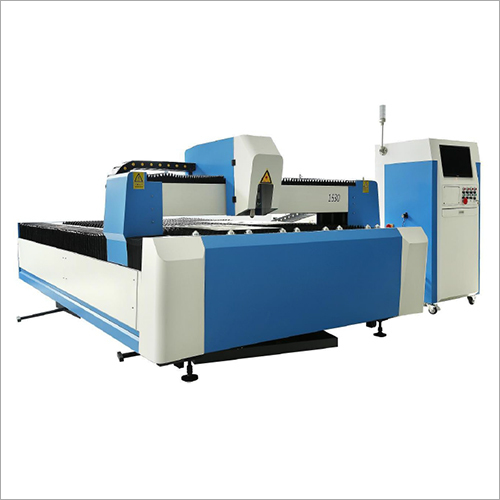 Fibre Optic Flatbed Laser Cutting Machine