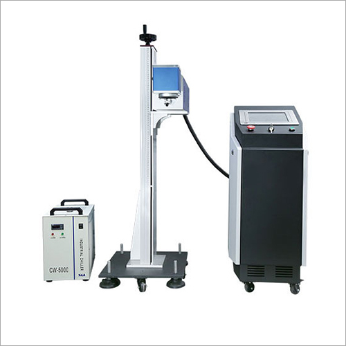 UV Flying Laser Marking Machine