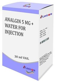 Analgin Water for Injection