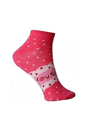 Women's Geometric Print Ankle Length Socks