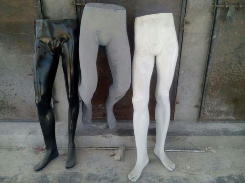 FIBER MALE LEGS MANNEQUIN