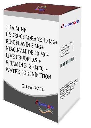 Thaimine  Injection