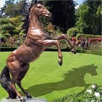 Corporate Sculpture horse statues