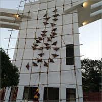 Corporate Bird Sculpture