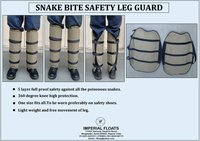 Snake Bite Safety Leg Guard