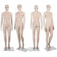 FEMALE PLASTIC MANNEQUIN SKIN