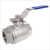 Stainless Steel Hydraulic Ball Valve